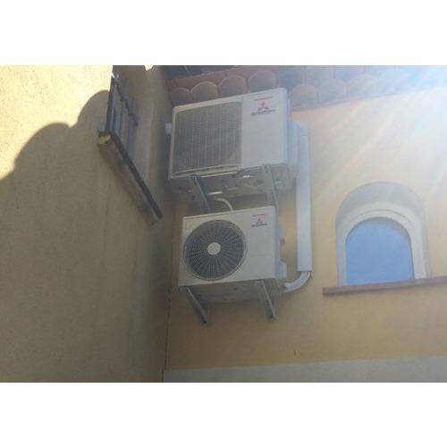 <i>Pompe a chaleur Mitsubishi air/air</i>