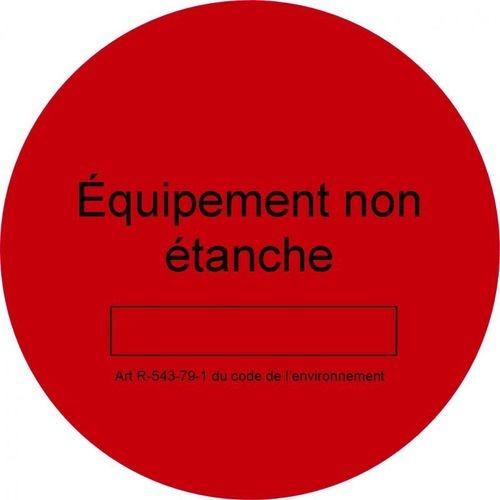 <i>AUTOCOLLANT CIRCUIT NON ETANCHE TERTIAIRE</i>