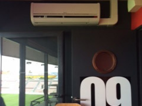 21 Loges du stade Mayol enfin climatisée
