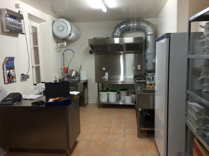 Realisation De Cuisine Professionnelle Cuisine Chauffage Et